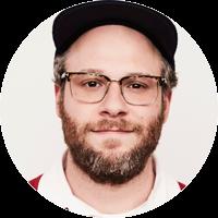 Seth Rogen headshot