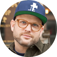 Daniel Holzman headshot