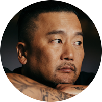 Roy Choi headshot