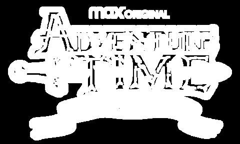 Adventure Time: Distant Lands logo