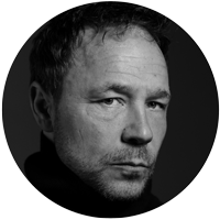 Stephen Graham headshot