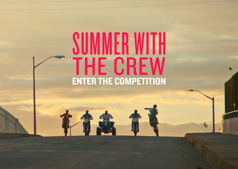 Summer with the Crew Contest