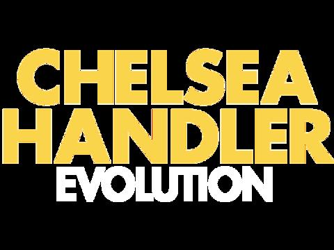 Chelsea Handler: Evolution logo