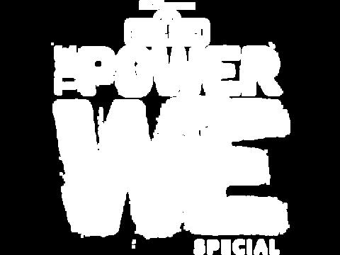 The Power of We: A Sesame Street Special logo