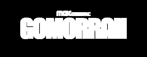 Gomorrah S3 - Logo
