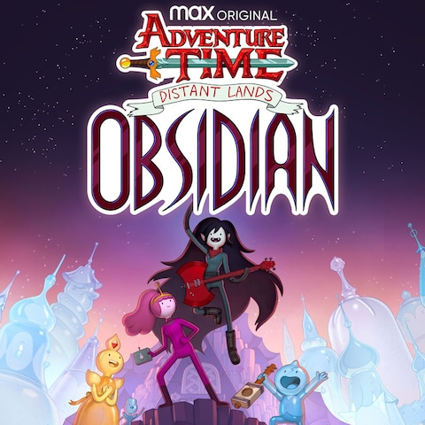 Adventure Time: Distant Land - Obsidian