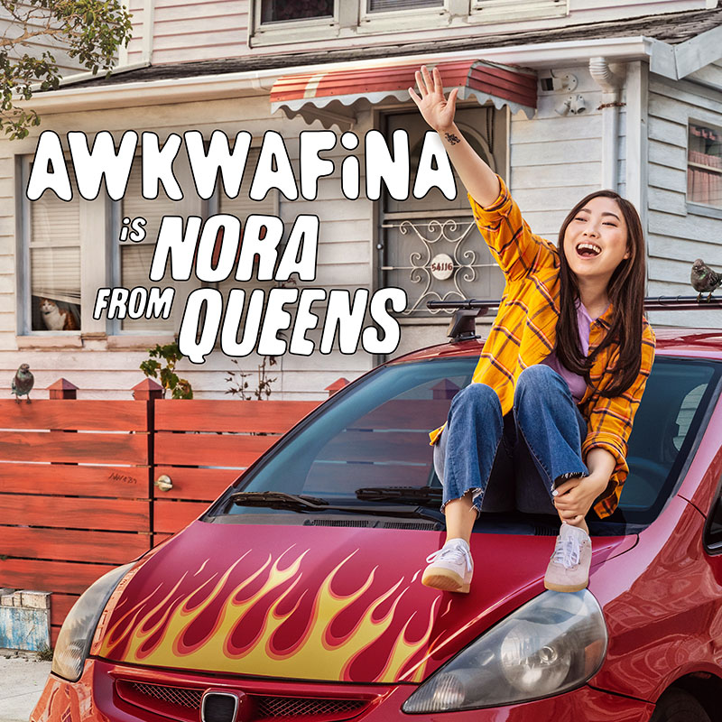 Awkwafina Is Nora From Queens