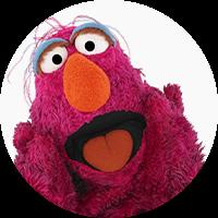Telly Monster Headshot