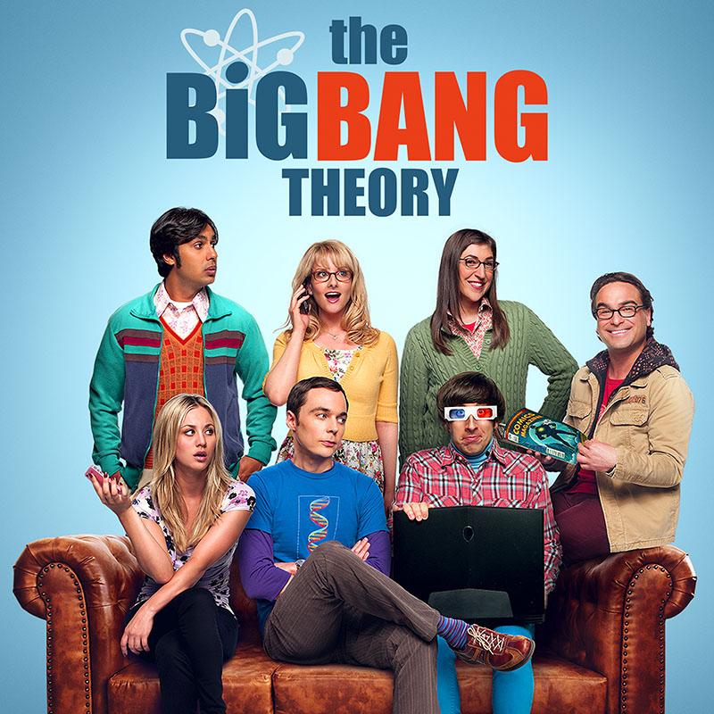 The Bg Bang Theory