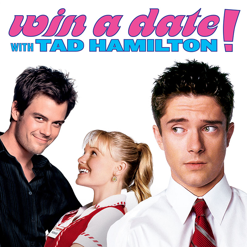 Win a Date With Ted Hamilton!