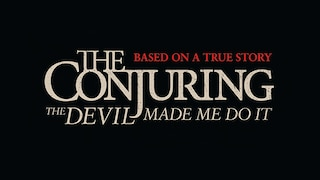 Conjuring - The Devil Made Me Do It