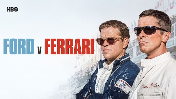 Ford v. Ferrari (HBO)