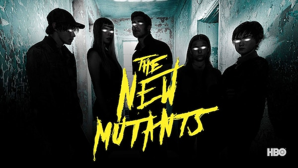 The New Mutants (HBO)