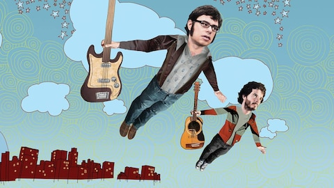 Flight of the Conchords (HBO)
