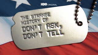 History of Don't Ask, Don't Tell (HBO)