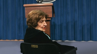 Thank You, Mr. President: Helen Thomas (HBO)