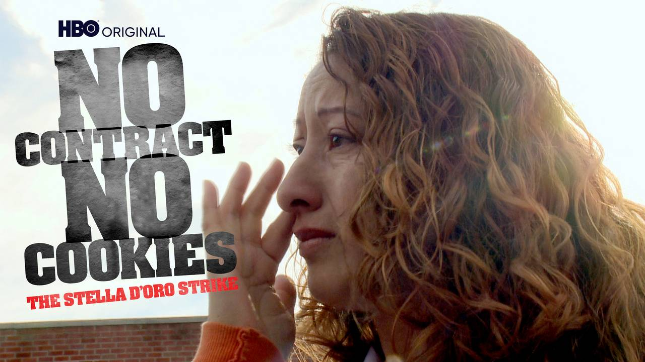 No Contract, No Cookies: The Stella D'oro Strike (HBO)