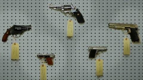 5 American Handguns - 5 American Kids (HBO)