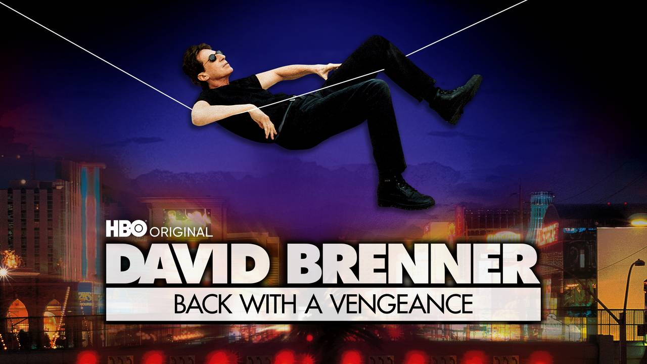 David Brenner Back With a Vengeance (HBO)