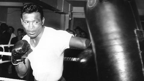 Sugar Ray Robinson: The Bright Lights & Dark Shadows of a Champion (HBO)