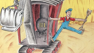 Mike Mulligan and His Steam Shovel (HBO)