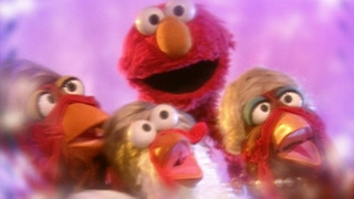 Elmo's Chicken Dream