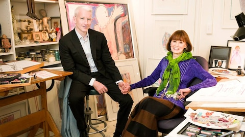 Nothing Left Unsaid: Gloria Vanderbilt & Anderson Cooper (HBO)