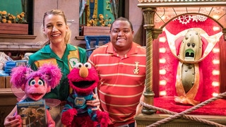 When You Wish Upon a Pickle: Sesame St (HBO)