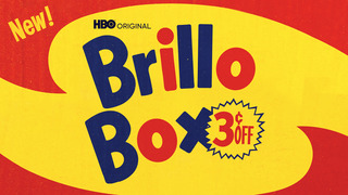 Brillo Box (3¢ Off) (HBO)