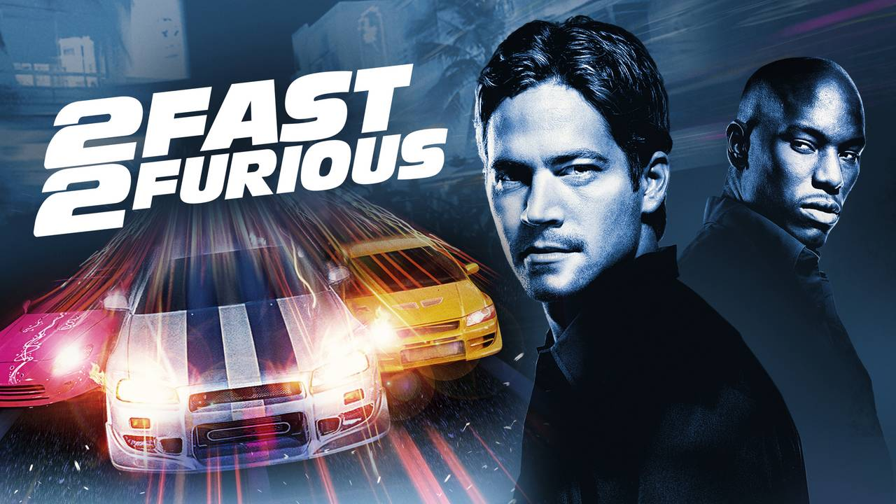 2 Fast 2 Furious (HBO)