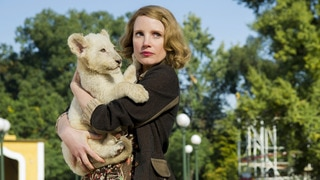 The Zookeeper's Wife (HBO)