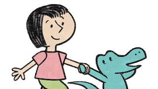 Hooray for Amanda and Her Alligator!