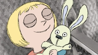 Knuffle Bunny Free, an Unexpected Diversion