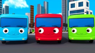 1-10 Bus Counting Song