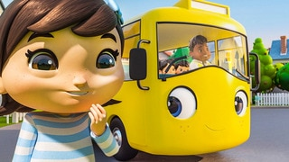 Going To School Song (Singing With The Bus Driver)