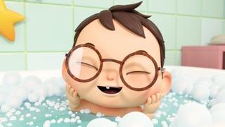 Baby Bath Song
