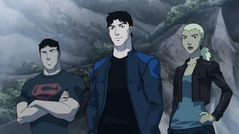 Young Justice: Outsiders: Sneak Peek