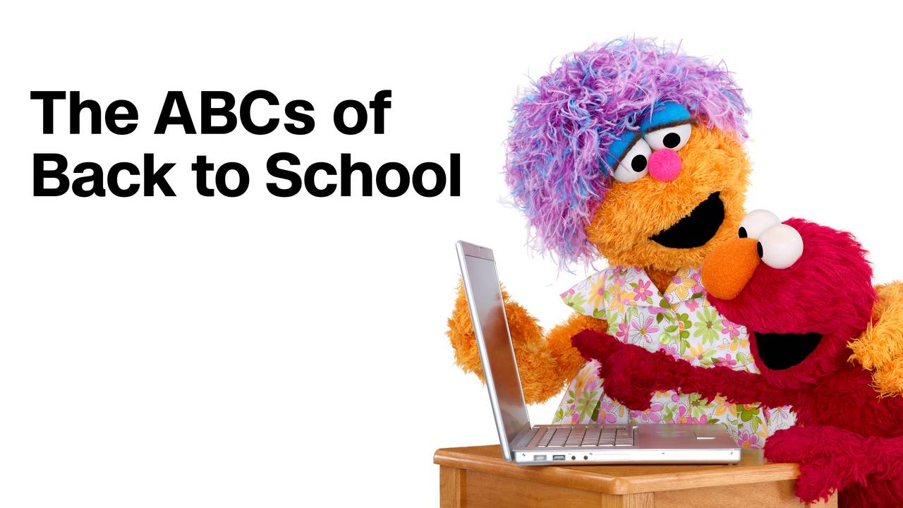 The ABCs of Back to School: A CNN/Sesame Street Town Hall for Families