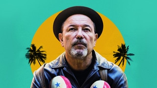 Ruben Blades is Not My Name (HBO)