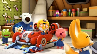 Little Penguin Pororo Racing Adventure (HBO)