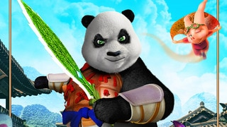 The Adventures of the Panda Warrior (HBO)