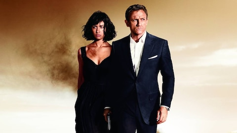 Quantum of Solace (HBO)