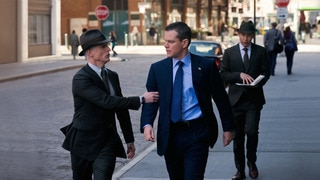 The Adjustment Bureau (HBO)