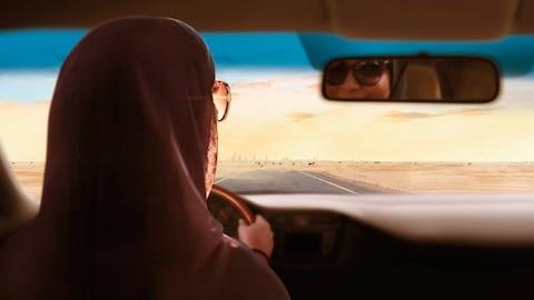 Saudi Women's Driving School (HBO)