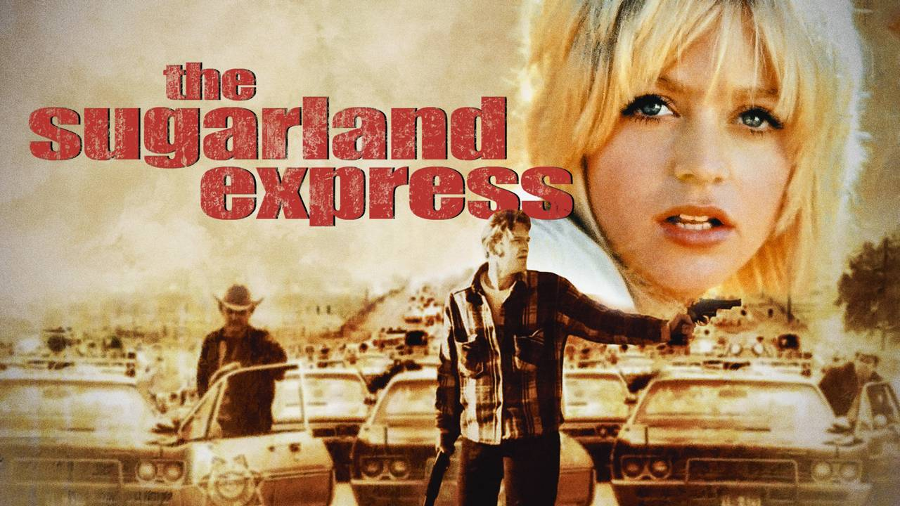 The Sugarland Express (1974) – Crime, Drama
