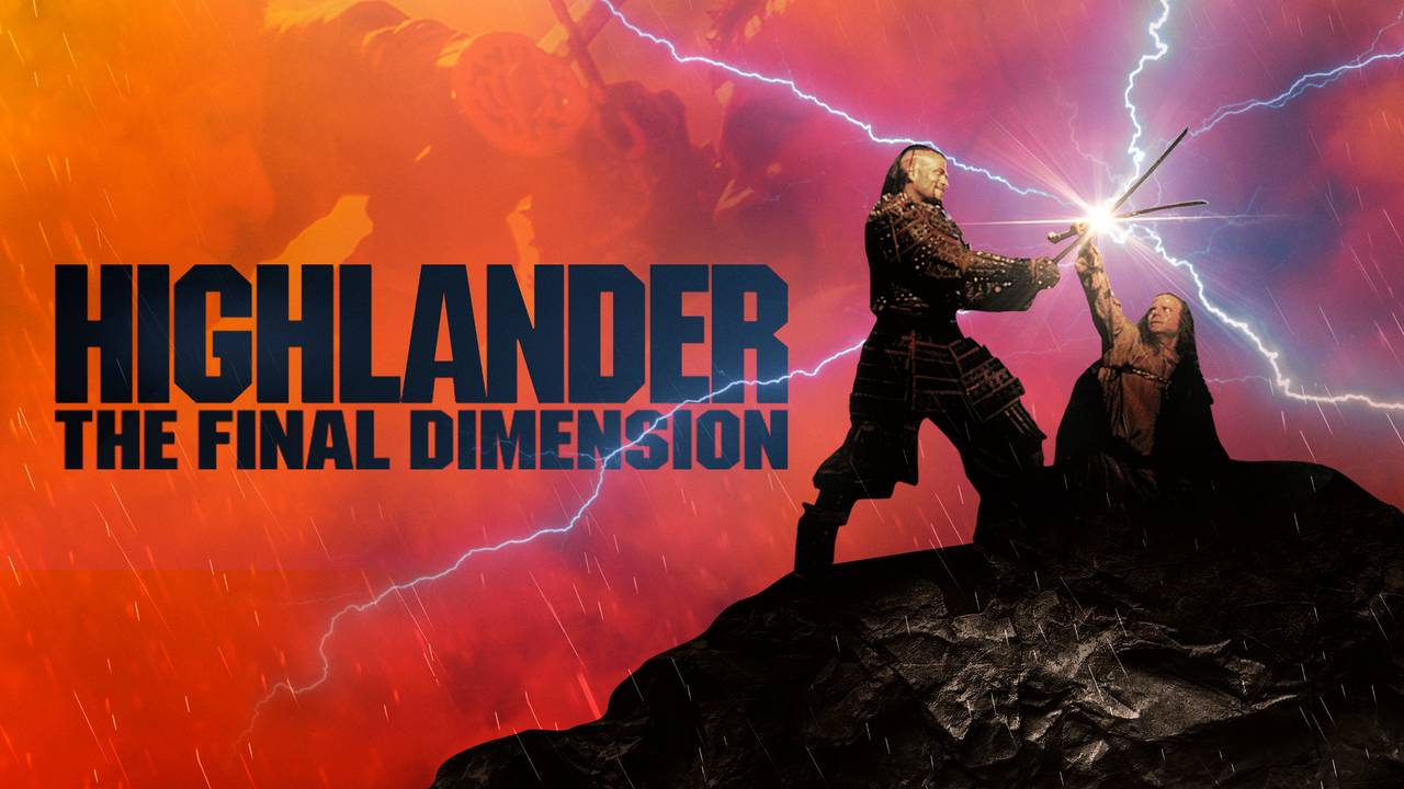 Highlander: The Final Dimension (HBO)