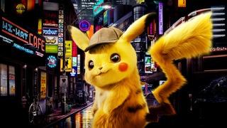 Pokemon Detective Pikachu (HBO)