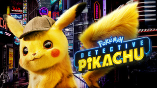 Pokemon Detective Pikachu (HBO)