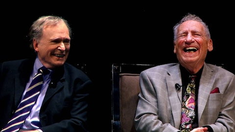 Mel Brooks and Dick Cavett Together Again (HBO)