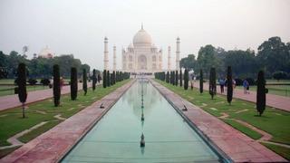 India: Tigers and the Taj